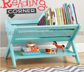 Reading Corner Vinyl Decal